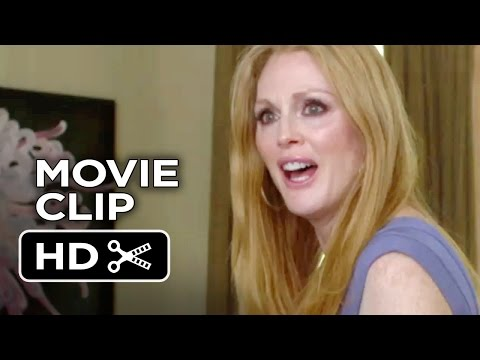 Maps To The Stars Movie CLIP - Havana Yells at Agatha (2014) - Julianne Moore Movie HD