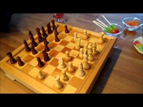 Zero  VS.  L Lawliet - CHESS BATTLE