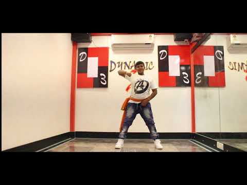 GOVINDA REMIX SONG DANCE BY DYNAMIC 3 DANCE ACADEMY STUDENT CHOREOGRAPHY BY NAVED KHAN