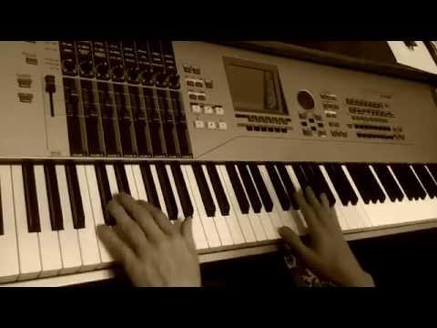 #lickoftheday – #lickoftheday 002 - 2015.09.04 #yamaha #motif #xs8 #piano #eflatminor –