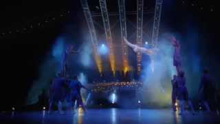 Quidam by Cirque du Soleil в ДС Лужники (ГЦКЗ Россия) Official Preview Video
