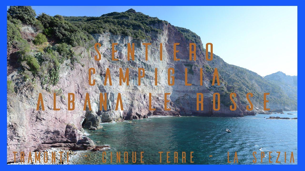Sentiero campiglia albana le rosse tramonti 5 terre for Marletto arredamenti la spezia