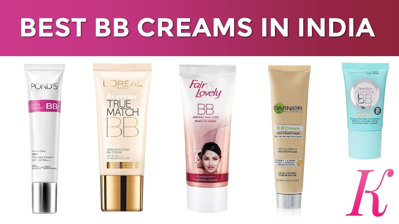 Top Bb Top 10 Best Bb Creams In India With Price Bb Creams For Oily Skin 2017