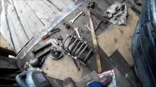 ВАЗ-2114: часть № 4 - по подвеске (ремонт своими руками)
