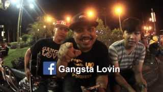 GANGSTA LOVIN - Bersepeda (Video Preview)