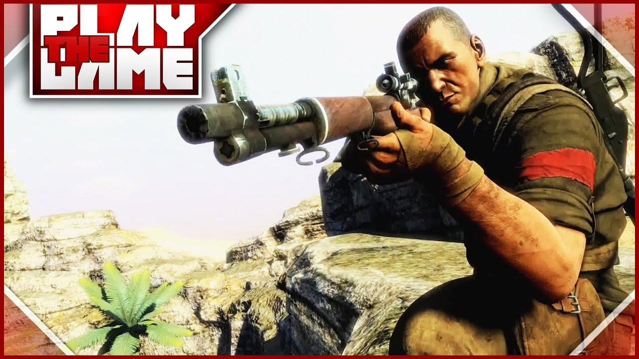 Sniper Elite 3 MULTIPLAYER Showcase! - YouTube