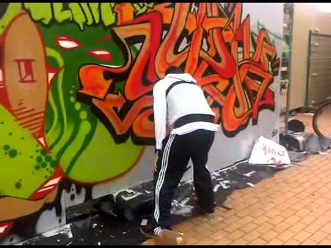Greatest Graffiti Artist ( Dutch )