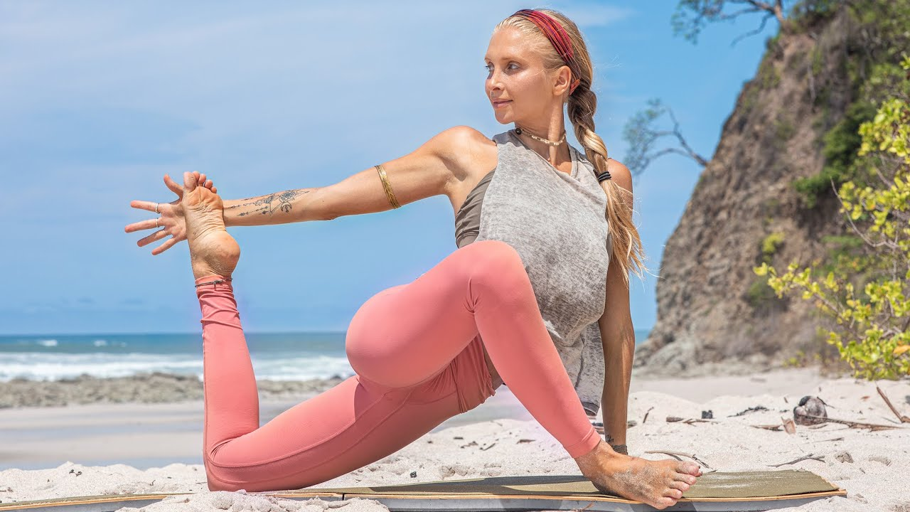 Download 30 Min Full Body Yoga | Let Go Of All That No Longer Serves You