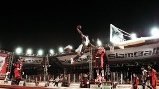 Slamball 2013/14 NEW Top Plays HD