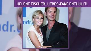Helene Fischer & Florian Silbereisen: Liebes-Fake enthüllt!