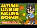 Seasons Songs For Kids Autumn Leaves Are Falling Down Popular Kids Seasons Songs Song For Kids mp3