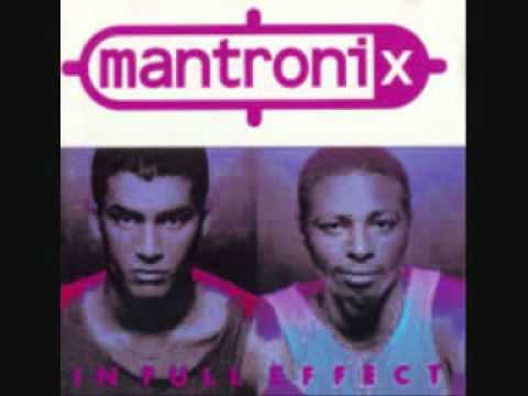Mantronix- in full effect