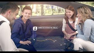 باناسونيك تقدم سيارة مقصورتها ''غرفة معيشة'' ومقعد السائق بـ''العكس''