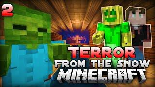 Ab in den UNTERGRUND!! - Minecraft Terror from the Snow #2 [Deutsch/HD]