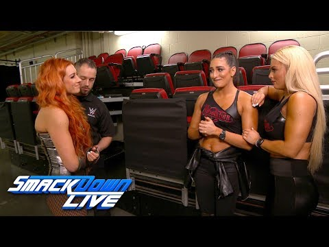 Mandy Rose & Sonya Deville mock Becky Lynch: SmackDown Exclusive, April 24, 2018