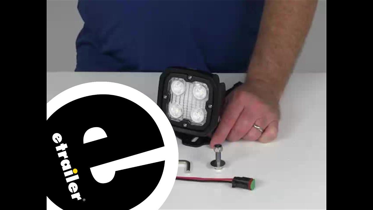 Demo Vision X Lights DURA 440   Etrailer.com