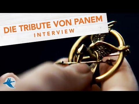 Die Tribute von Panem - Suzanne Collins   Interview zur Buchidee (Teil 1)