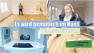 Babyzimmer planen & Landhaus Wandvertäfelung | Folge 43 | Isabeau