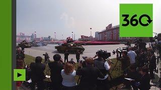 Puissance de Pyongyang : images exceptionnelles du plus grand défilé militaire de la Corée du Nord