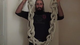 Climbing Tools: Learn How To Daisy Chain A Climbing Rope