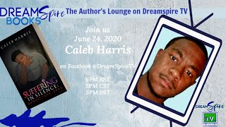 The Authors Lounge Featuring Caleb Harris