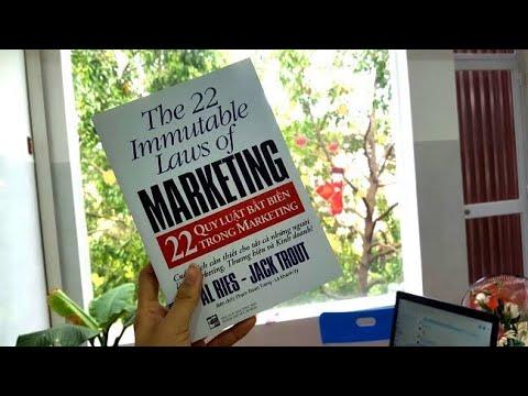 Review sách 22 quy luật bất biến trong Marketing