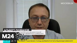 Профессор ответил на вопросы москвичей о коронавирусе - Москва 24