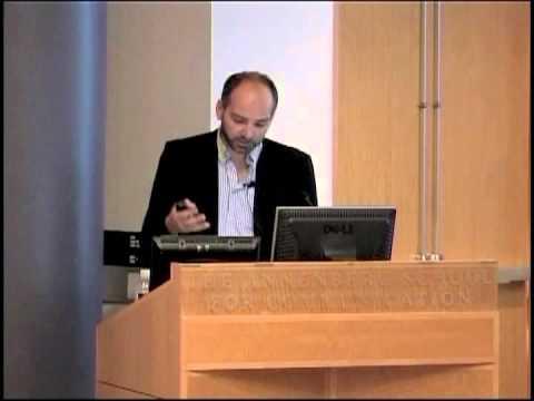 CGCS Mike Schafer talk