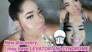Update On My Illnesses: New Discovery Levator Ani Syndrome.