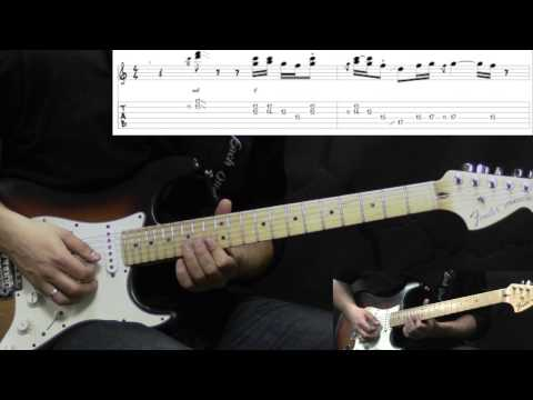 Jimi Hendrix - The Wind Cries Mary Solo - Blues Guitar Lesson (with TABS)