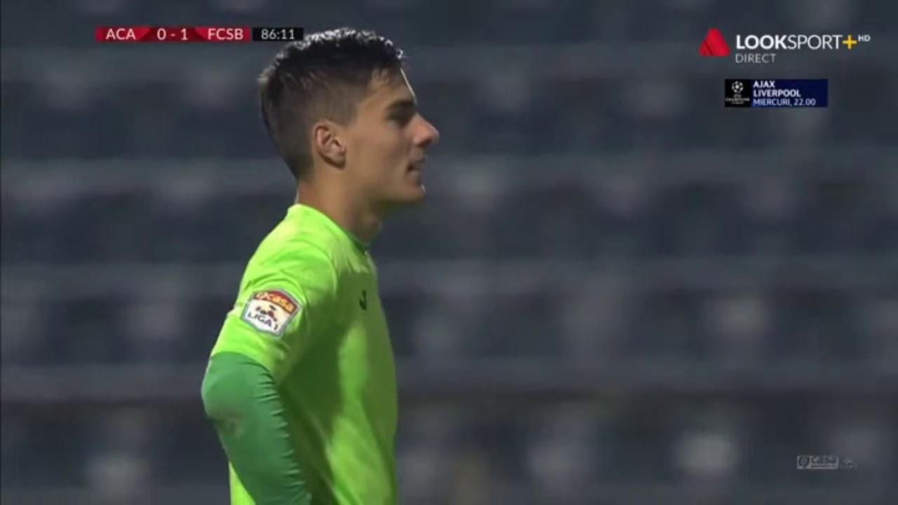 GOOOL! Clinceni - FCSB 0-1. Dennis Man, gol superb