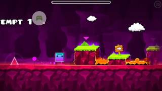 Preview Geometry dash record by Google Play games (No sound)