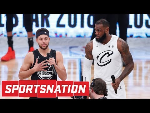 NBA All-Star Draft too uncomfortable to televise next year?   SportsNation   ESPN