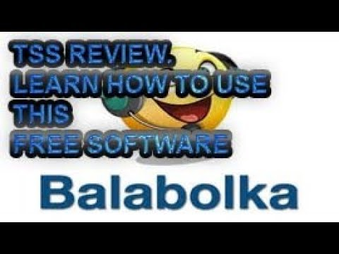 Balabolka Review: Learn to use this free software