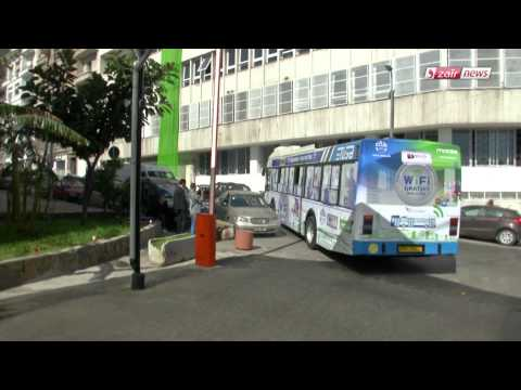 ALGIERS PUBLIC TRANSPORTATION BUSES TO BE EQUIPPED WITH WIFI