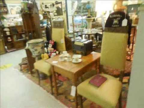 Tom Watson's Orange Tree Antiques At Avonlea Antique Mall Southside Jacksonville Florida