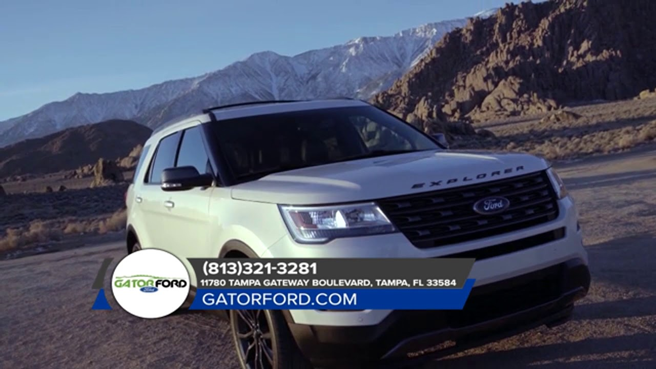 Ford Dealership Tampa >> Ford Leases Brandon Fl Ford Dealership Brandon Fl Youtube