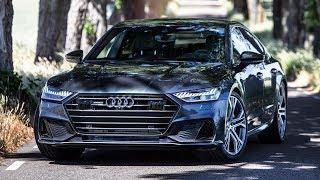 BEST LOOKING AUDI EVER? - 2019 AUDI A7 SPORTBACK in BLACK OPTICS (340hp/500Nm/V6Turbo) S-LINE