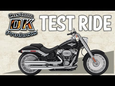Review of the 2018 Softails with New Frame and M8 Engine