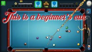 8 Ball Pool 3.10.3 Beginner Cue (Archangel)
