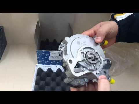 Bahçe Volkswagen Yedek Parça | Pierburg Vakum Tandem Pompası 2.5 Transporter