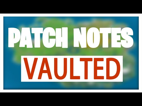 Why Epic STOPPED Releasing Patch Notes? No V11.11 Patch Notes