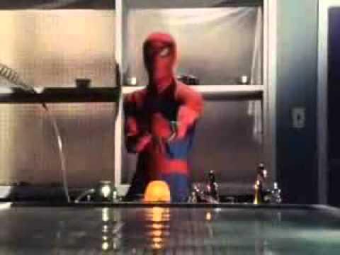 Japanese Spiderman OP Karaoke Ver