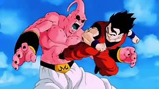 (1080p60fps) Dragon Ball Z AMV Mystic Gohan Vs Majin Buu (Super)
