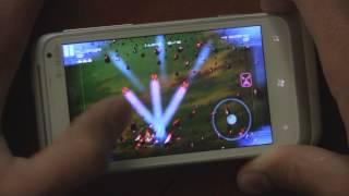 WP7 Game Review: Galaga Legions DX (WMPoweruser.com)