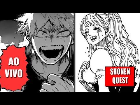 Shonen Quest - One Piece 848, Boku no Hero Academia 118