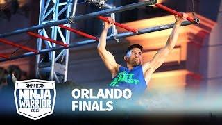 James McGrath at 2015 Orlando Finals | American Ninja Warrior