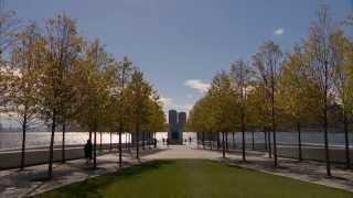 Treasures of New York: Four Freedoms Park