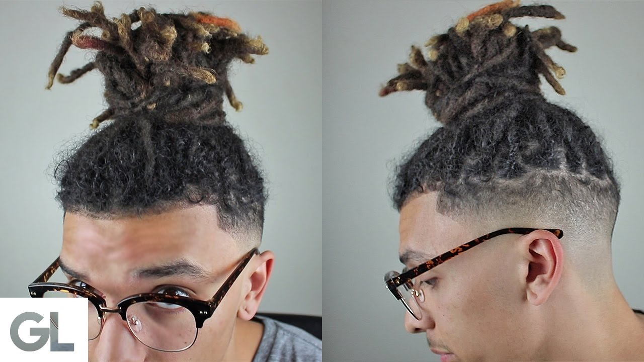 High Top Fade With Dreadlocks Youtube