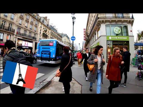 ⁴ᴷ Paris Walking Tour 🇫🇷 Rue Rivoli To Louvre Area, France 4K